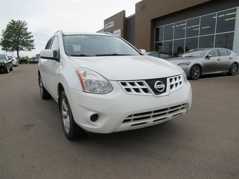 2011 Nissan Rogue AWD #U853A