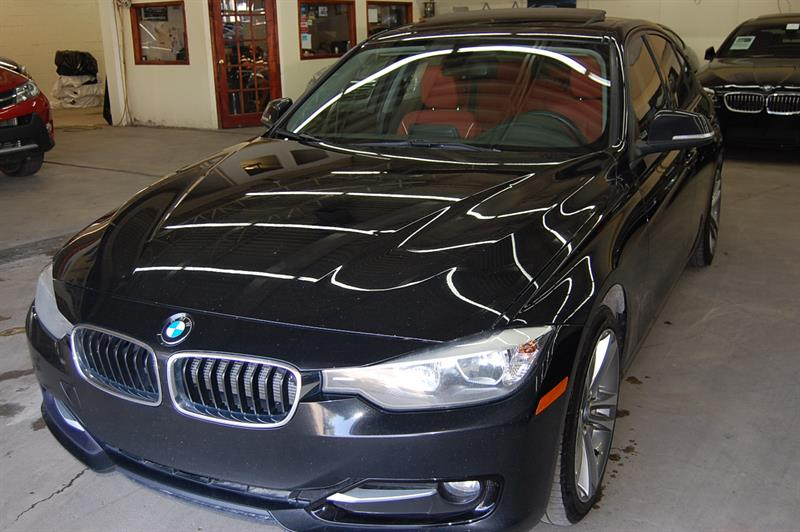 BMW 3 Series 2015 4dr Sdn 320i xDrive AWD