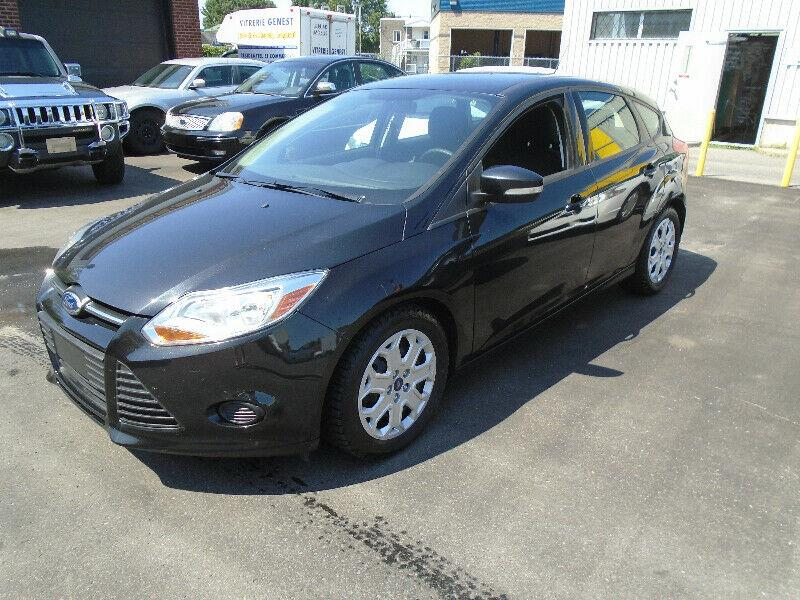 Ford Focus 2014 HATCHBACK #14613
