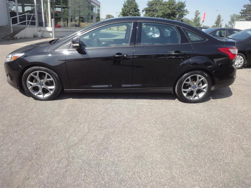 Ford FOCUS 2014 SE #Z001501