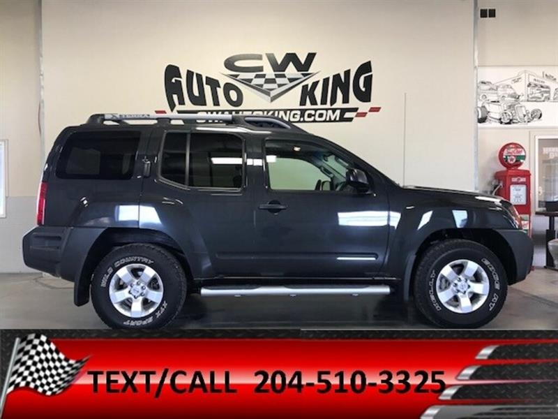 2013 Nissan Xterra S / 4x4 / Local / Bluetooth / Finance Ready #20042465