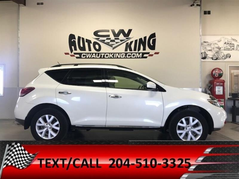 2013 Nissan Murano SL / AWD / Low Kms / Financing Available #20042469