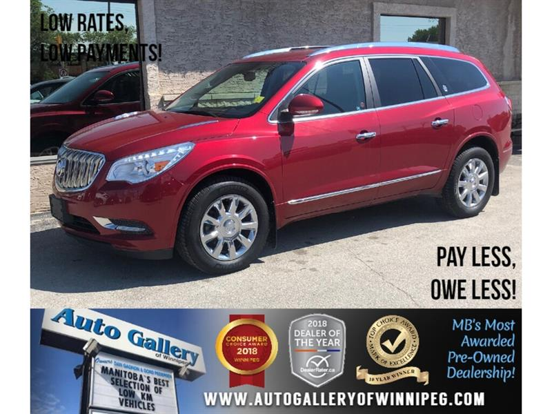 2014 Buick Enclave *AWD/Htd Lthr/7Pass/Back.Cam #23966