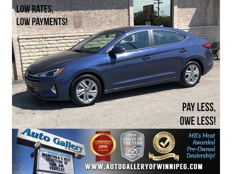 2019 Hyundai Elantra Preferred *Htd Sts/B.tooth #23979