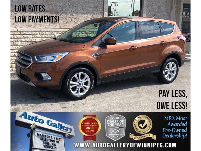 2017 Ford Escape SE *Htd Sts/B.tooth/Back.Cam #23990