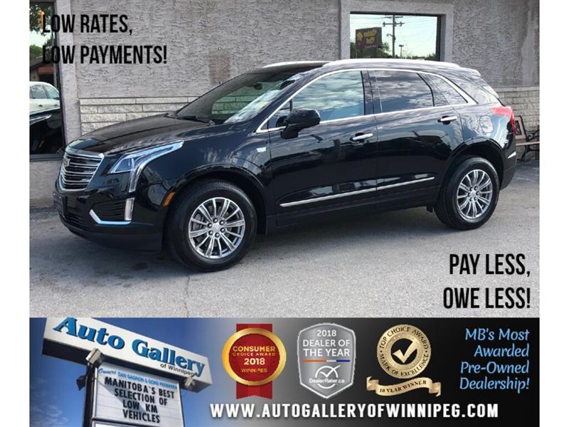 2017 Cadillac XT5 Luxury *AWD/Htd Lthr/Navi/Pano Roof/B.tooth/V6 #24028