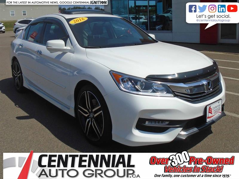 2016 Honda Accord Sedan Sport | Heated Seats | Moon Roof | Backup Camera | #10079A