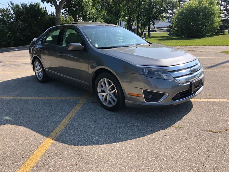 2010 Ford Fusion SEL #9930.1