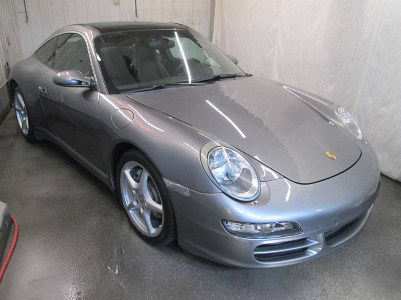Porsche 911 2007 Targa 4 #9-0729
