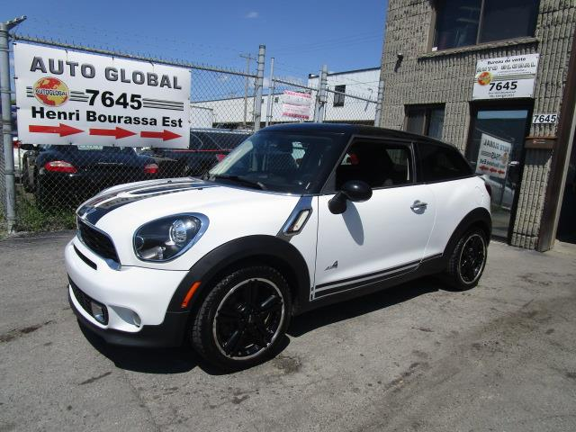 Mini Cooper Paceman 2013 AWD S ALL4 Mags, Toit Panoramique  #19-804