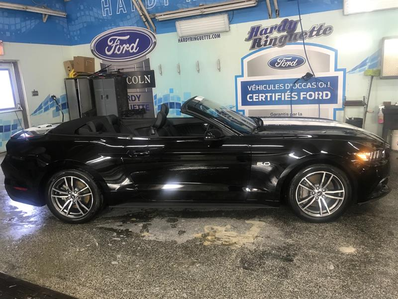 Ford Mustang 2017 2dr Conv GT Premium #97625A