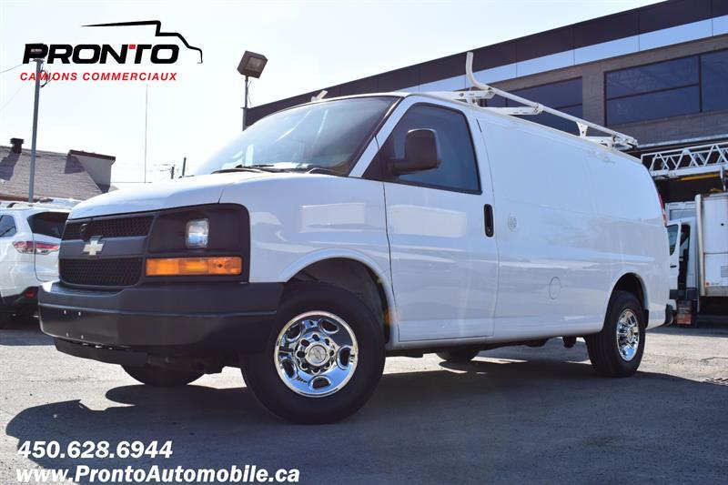 Chevrolet Express Cargo Van 2014 RWD 2500 ** Full load * Voir équipement! **  #1939