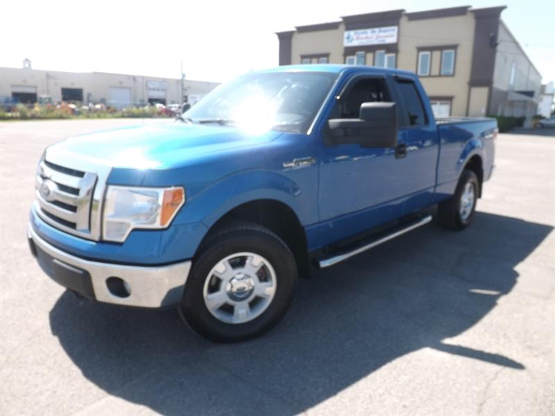 2011 Ford F-150 XLT SuperCab 145 #1031588