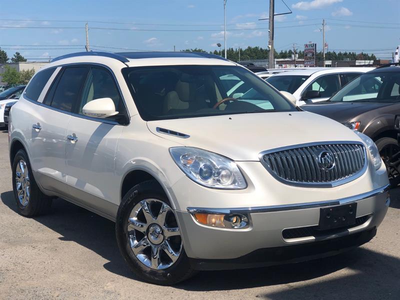 2010 Buick Enclave CXL1 #AJ215334