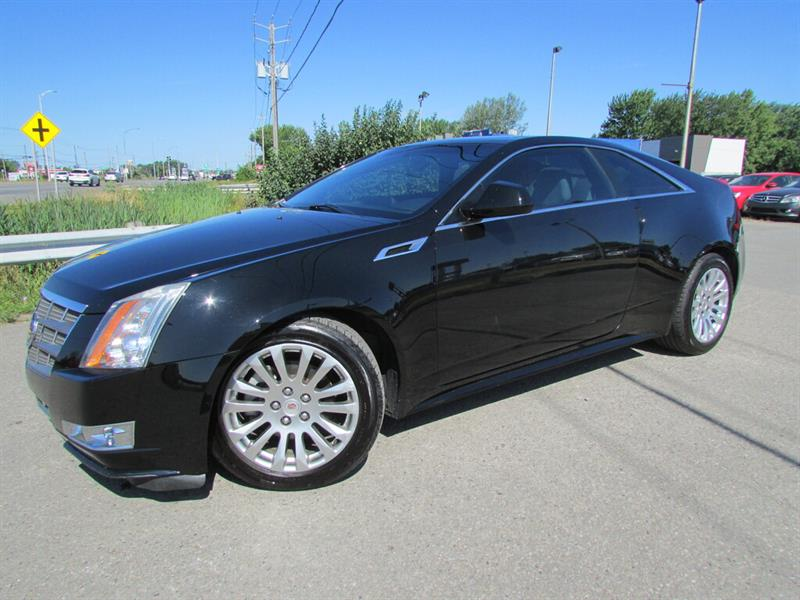 Cadillac CTS 2011 Cpe Premium AWD NAVI TOIT OUVRANT!!! #4681