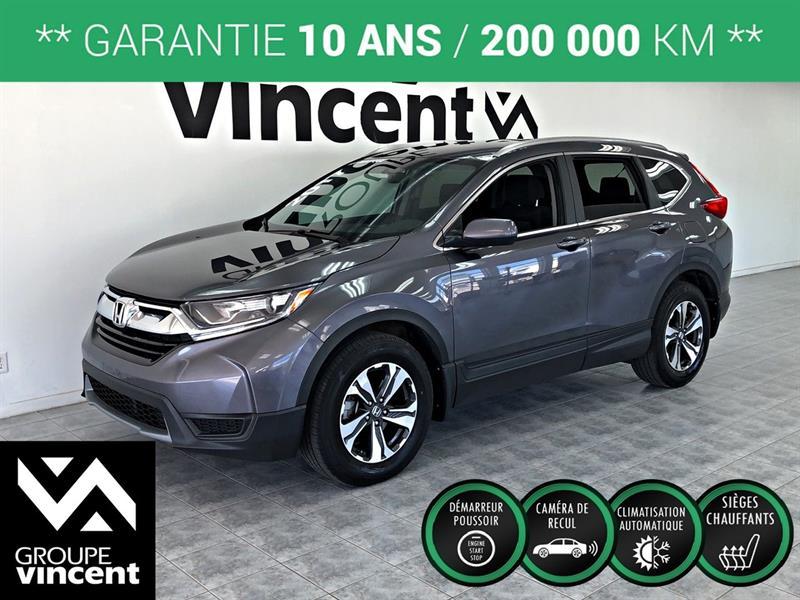 Honda CR-V 2017 LX ** GARANTIE 10 ANS ** #K2180H