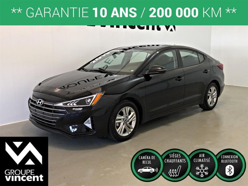 Hyundai Elantra 2019 Preferred ** GARANTIE 10 ANS ** #90002T (9)-v