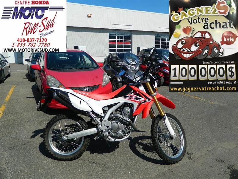 Honda CRF230L 2016