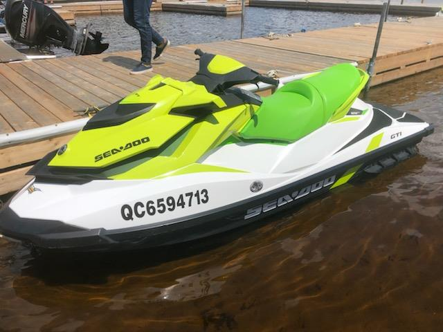 Sea-doo GTI 900HO 2019