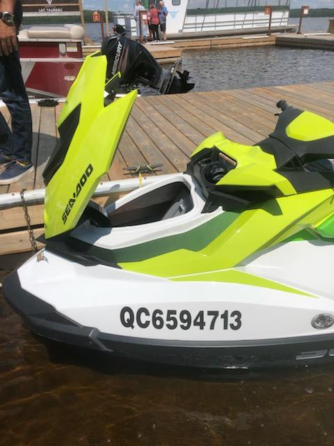 2019 Sea-doo GTI 900HO 3 PLACES Used for sale in Saint