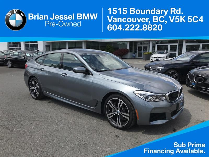 2018 BMW 6 Series - Premium Pkg - #BP8225