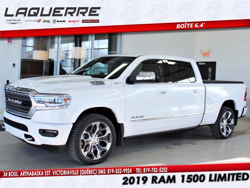 2019 RAM  c/k 1500 Limited