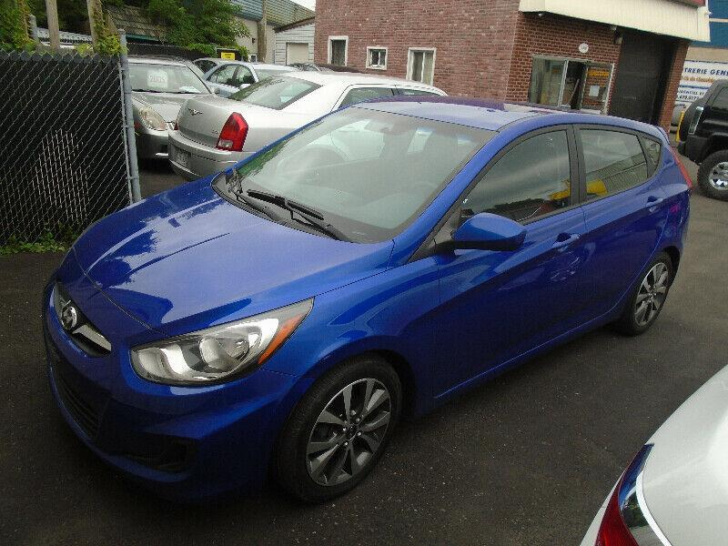 Hyundai Accent 2012 HATCHBACK #1666
