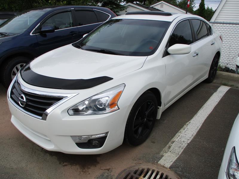 2013 Nissan Altima 4dr Sdn I4 CVT 2.5 #DN403167A