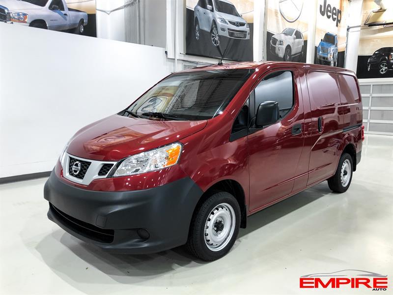 Nissan NV200 2017 I4 NV200 CARGO  #A6264-1-1
