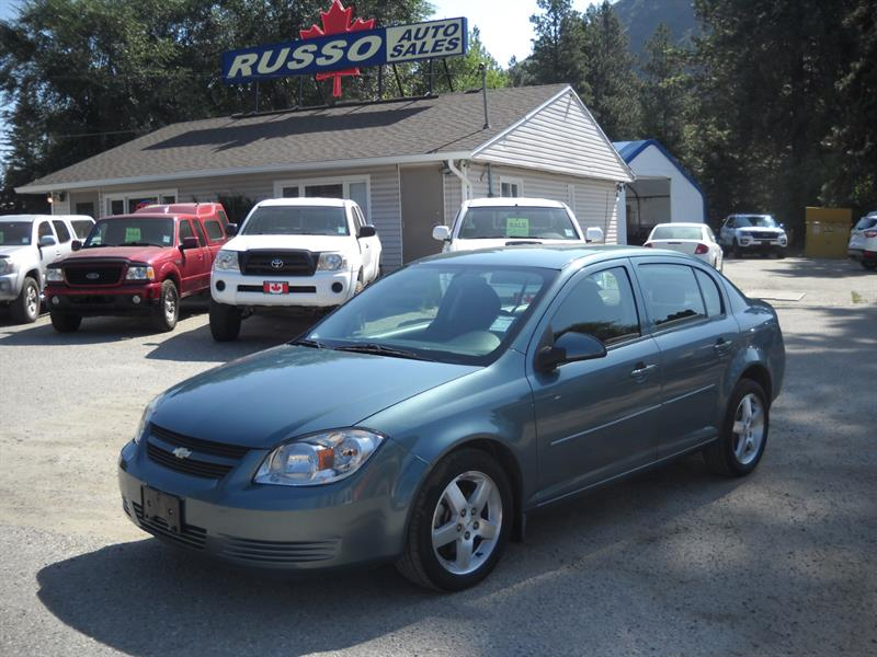 2010 Chevrolet Cobalt LT 4DR, ONLY 63 KMS #1234