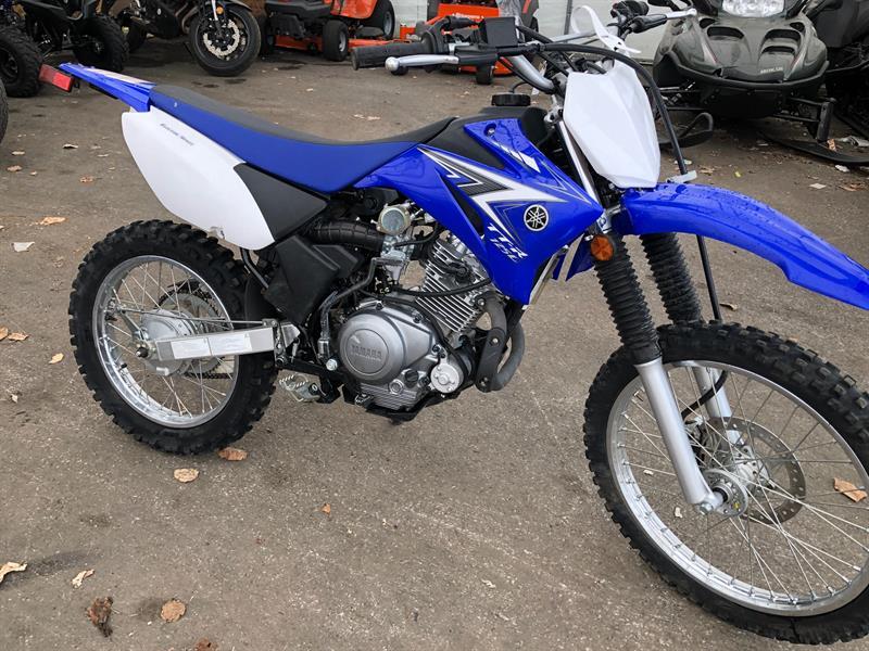 Yamaha TT-R125LE 2011