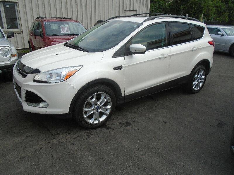 Ford Escape 2013 4WD 4dr SEL #7766