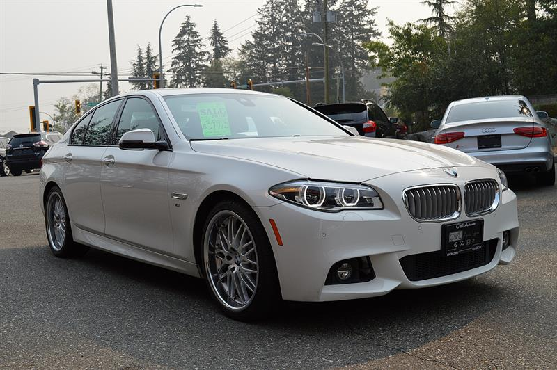 2014 BMW 5 Series ActiveHybrid 5 - Loaded!  #CWL8677M
