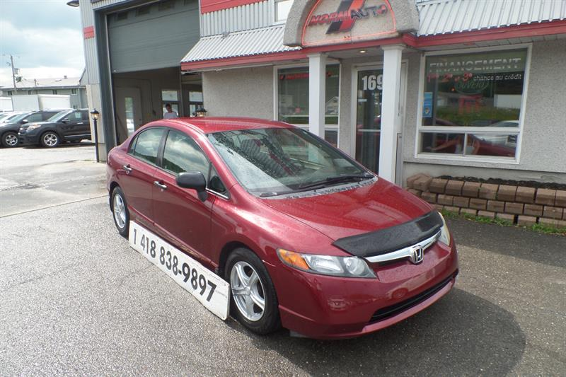 Honda Civic Sdn 2007  DX-G-TRES PROPRE #019383