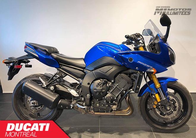 Yamaha Fazer 8 2011