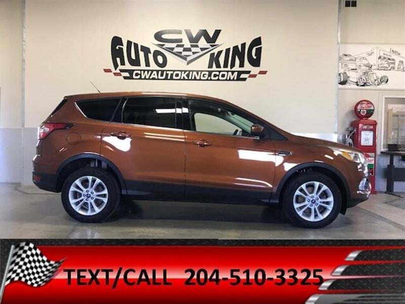 2017 Ford Escape SE / All Wheel Drive / Rear Cam / Heated Seating #20042463