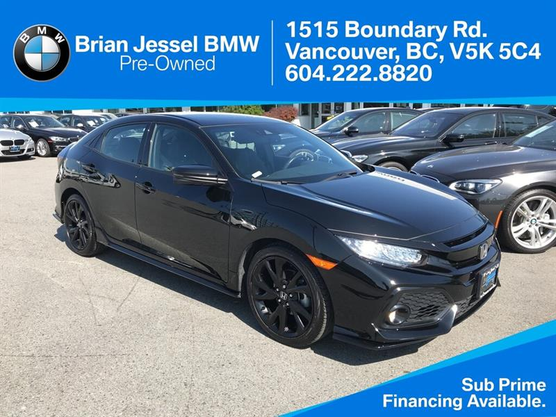 2017 Honda Civic #BP8506