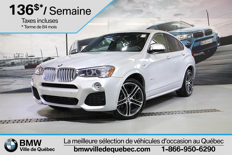 BMW X4 2016 xDrive28i #U5544