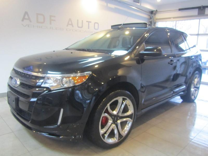Ford EDGE 2011 SPORT NAVIGATION #4059