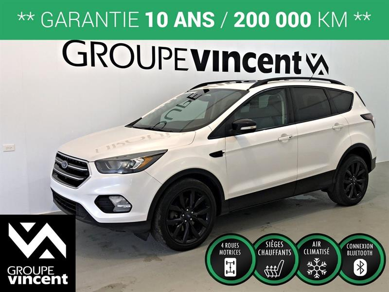 Ford Escape 2017 TITANIUM AWD GPS TOIT PANO ** GARANTIE 10 ANS ** #7340At
