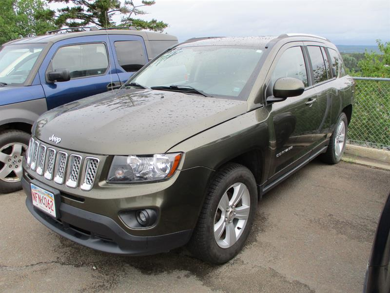 2015 Jeep Compass 4WD 4dr North #FD177711A