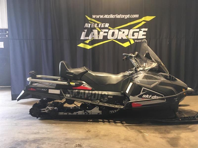 Ski-Doo Skandic wt 600 ace 2017