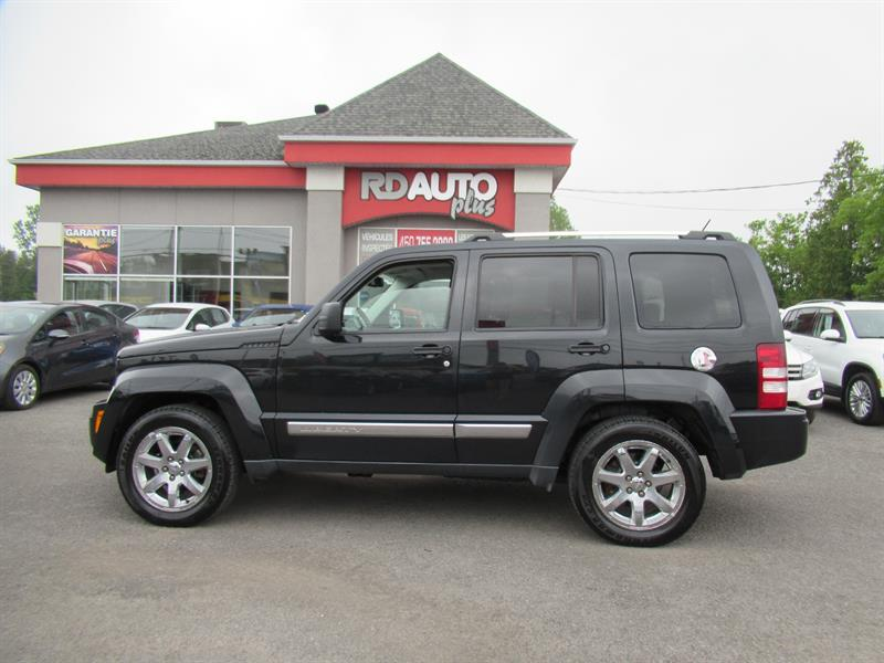 Jeep Liberty 2008 4WD 4dr Limited Edition