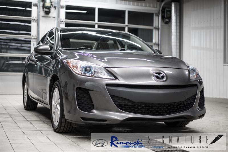 Mazda Mazda3 2013