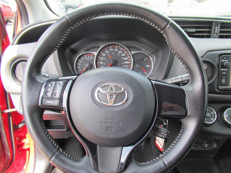Toyota Yaris Hatchback 12