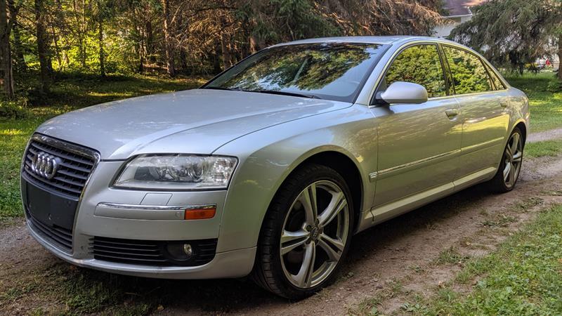 Audi A8 L 2007 quattro #9025
