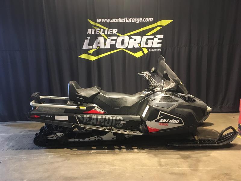 Ski-Doo skandic SWT 900 ace 2018
