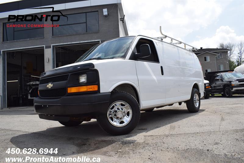 Chevrolet Express Cargo Van 2013 2500 Full rack ** 4.8L ** Garantie **  #1947