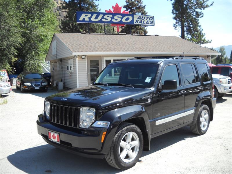 2009 Jeep Liberty 4X4....SOLD....