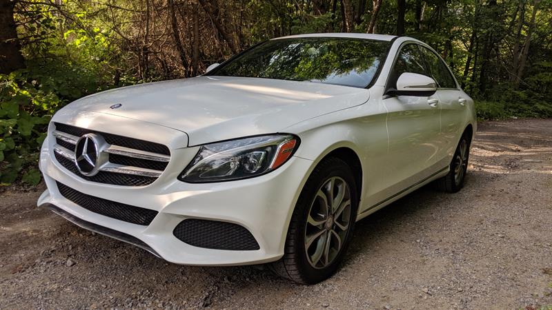 Mercedes-Benz C300 4matic 2015 4matic #A1365